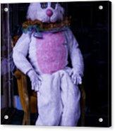 Easter Bunny Costume  Acrylic Print