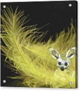 Easter Bunny Acrylic Print