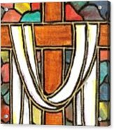 Easter Cross 6 Acrylic Print