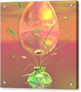 Easter Egg Acrylic Print