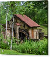 Eastern College - Water Mill Acrylic Print