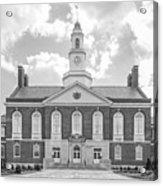 Eastern Kentucky University Keen Johnson Building Acrylic Print by University Icons