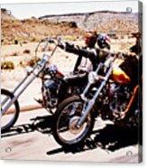 Easy Rider Photo Acrylic Print