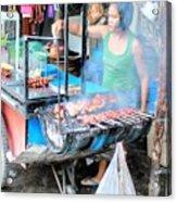 Eat Ost Street Acrylic Print