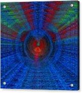 Echo Chamber Acrylic Print