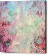 Echoes Of Joy Acrylic Print