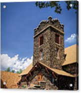 Eckert Colorado Presbyterian Church Acrylic Print