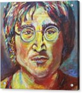 Eckleburg John Acrylic Print