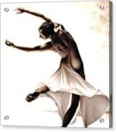 Eclectic Dancer Acrylic Print