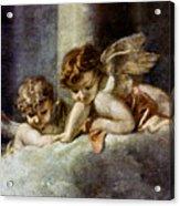 Ecstacy Of Saint Theresa Acrylic Print