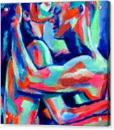 Ecstasies Acrylic Print