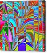 Ecstasy Acrylic Print