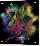 Ectasy Acrylic Print