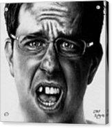 Ed Helms  Acrylic Print