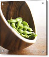 Edamame Acrylic Print by Kicka Witte - Printscapes