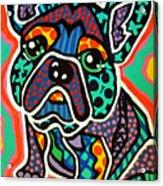 Eddie Acrylic Print