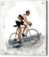 Eddie Merckx #2 Acrylic Print