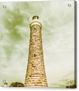 Eddystone Point Lighthouse Acrylic Print