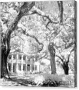 Eden Plantation A Florida State Park Acrylic Print