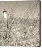 Edgartown Harbor Light Acrylic Print