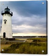 Edgartown Lighthouse Cape Cod Acrylic Print