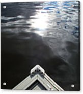 Edge Of The Dock 2 Acrylic Print
