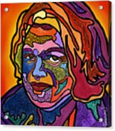 Edie Windsor Soars Higher Acrylic Print