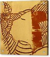 Edify - Tile Acrylic Print