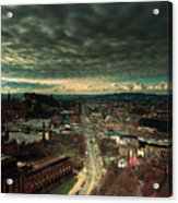 Edinburgh Collection  Acrylic Print