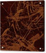 Edition 1 Rust Acrylic Print