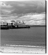 Edmonds Ferry Acrylic Print
