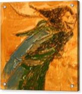 Edna - Tile Acrylic Print