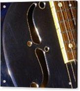 Eds Guitars Steel1 Acrylic Print