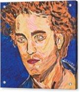 Edward Cullen Acrylic Print