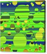 Effervescence Acrylic Print