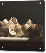 Egg With Shells No.3 Acrylic Print