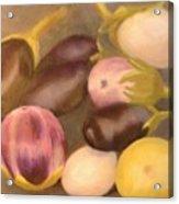 Eggplant Acrylic Print