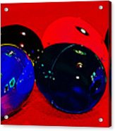 Eggs In Space? Acrylic Print