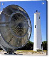 Egmont Key Lighthouse 1858 Acrylic Print