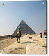 Egypt - Pyramid3 Acrylic Print