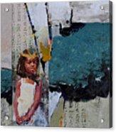Egyptian Culture 50b Acrylic Print