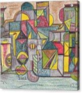 Egyptian Fascination Acrylic Print