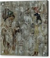 Egyptian Memories  Acrylic Print