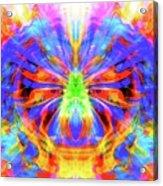 Egyptian Scarab Energies Acrylic Print
