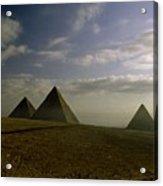 Egyptian Sunrise Acrylic Print