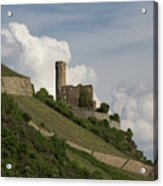 Ehrenfels Castle 04 Acrylic Print