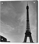 Eiffel Tower-4 Acrylic Print