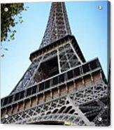 Eiffel Tower 5 Acrylic Print