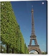 Eiffel Tower-9 Acrylic Print
