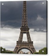 Eiffel Tower. Paris Acrylic Print by Bernard Jaubert